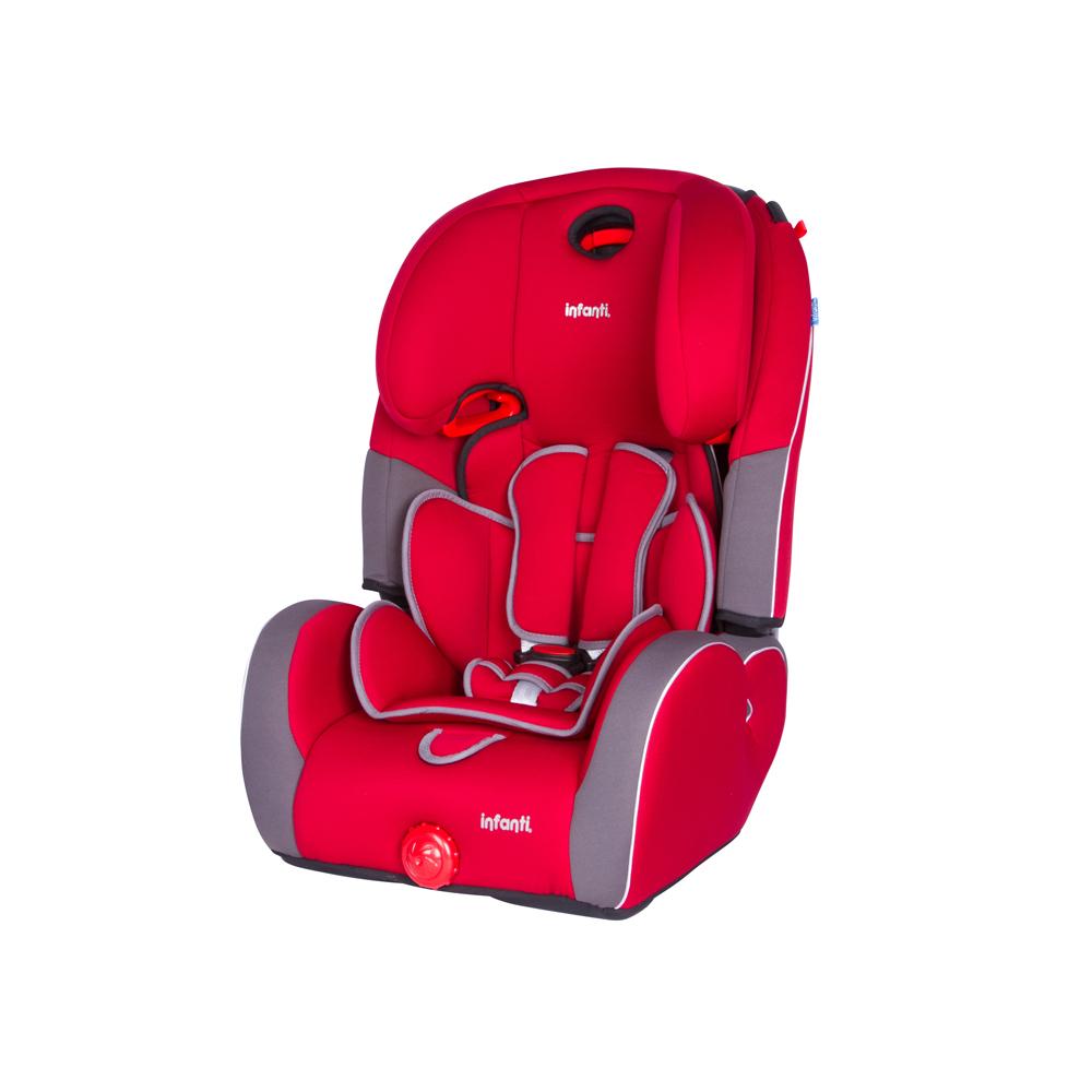 Silla auto butaca infanti jet isofix red en for Silla de auto infanti